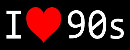 90s bzw. 90er DJ