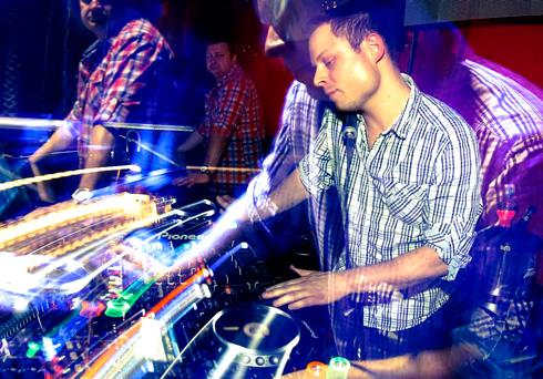 Party DJ aus Zürich (80er/90er & 2000er)